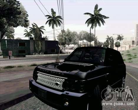 ENB Settings by J228 for GTA San Andreas forth screenshot