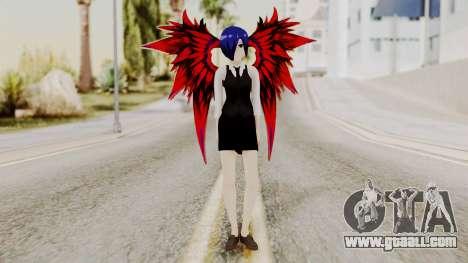 Touka Kirishima (Tokyo Ghoul) v2 for GTA San Andreas second screenshot