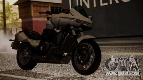 GTA 5 Dinka Thrust for GTA San Andreas