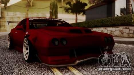 Buffalo R3 (Highly Tuned) for GTA San Andreas