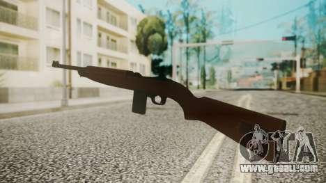 M1 Carbine for GTA San Andreas third screenshot