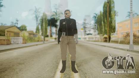 Venom Snake [Jacket] Rocket Arm for GTA San Andreas second screenshot