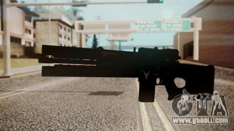 VXA-RG105 Railgun Shark for GTA San Andreas second screenshot