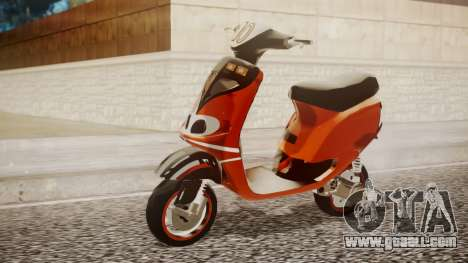 Zip SP Stage6 Cup for GTA San Andreas