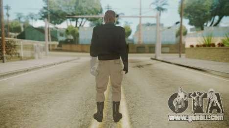 Venom Snake [Jacket] Rocket Arm for GTA San Andreas third screenshot