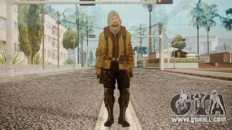 Custom Survivor 2 for GTA San Andreas second screenshot
