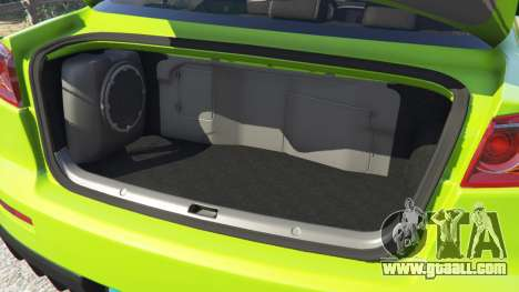 GTA 5 Mitsubishi Lancer Evolution X FQ-400 front right side view