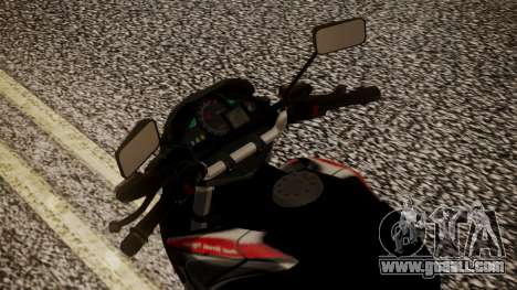 New Mega Pro for GTA San Andreas back view