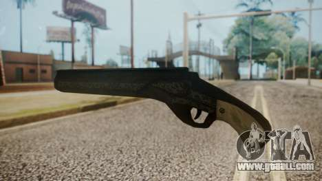 Revenant (Dantes Shotgun) from DMC for GTA San Andreas second screenshot