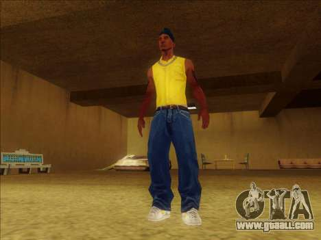 New Og Loc [Cluckin Bell] for GTA San Andreas