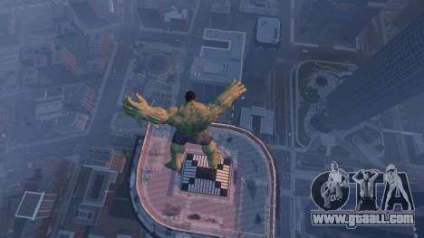 GTA 5 The Hulk ninth screenshot