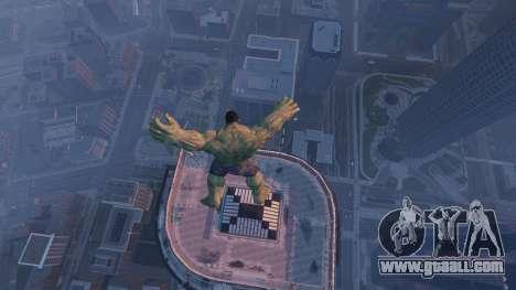 The Hulk for GTA 5