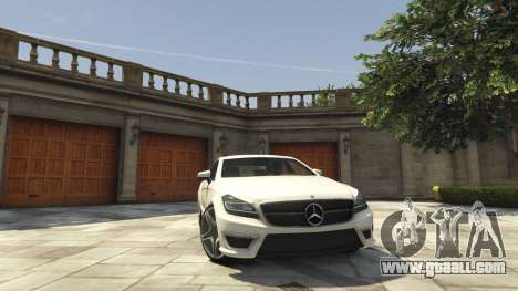 Mercedes-Benz CLS 6.3 AMG [BETA] for GTA 5