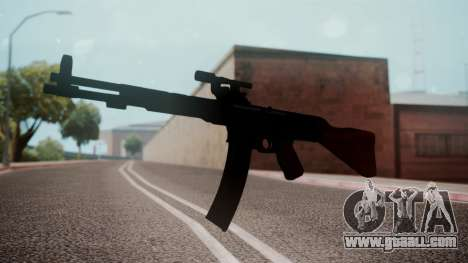 MK-42 Red Orchestra 2 Heroes of Stalingrad for GTA San Andreas second screenshot