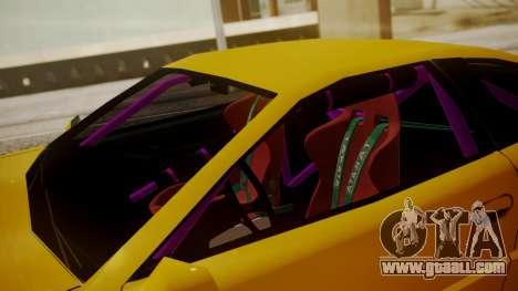 Alpha Drift for GTA San Andreas back view