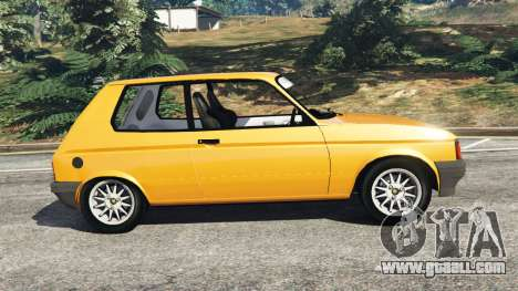 GTA 5 Talbot Samba left side view