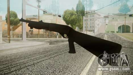 MCS 870 Battlefield 3 for GTA San Andreas third screenshot