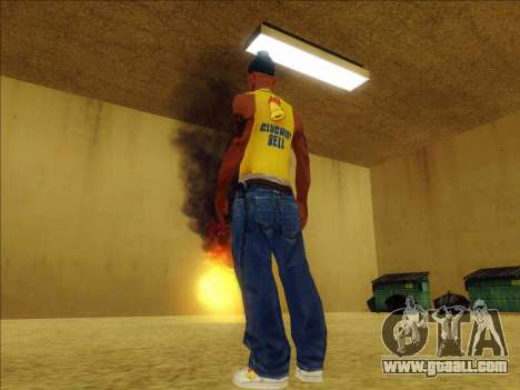 New Og Loc [Cluckin Bell] for GTA San Andreas second screenshot