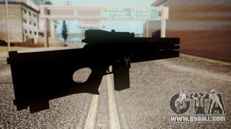 VXA-RG105 Railgun Shark for GTA San Andreas third screenshot