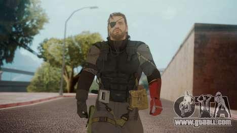 New Venom Snake for GTA San Andreas