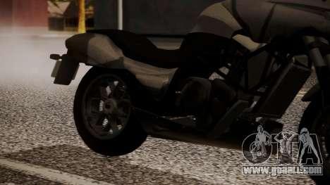 GTA 5 Dinka Thrust for GTA San Andreas right view