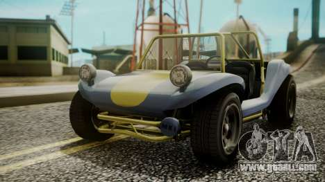 GTA 5 BF Bifta for GTA San Andreas