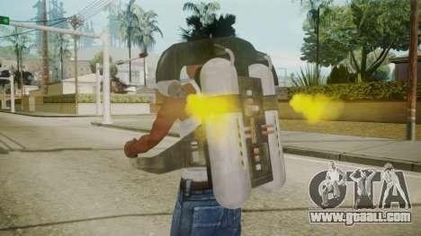 Atmosphere Jetpack v4.3 for GTA San Andreas third screenshot