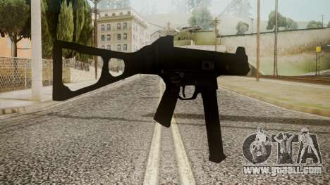 MP5 by catfromnesbox for GTA San Andreas second screenshot