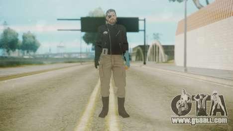 Venom Snake [Jacket] Hand of Jehuty Arm for GTA San Andreas second screenshot