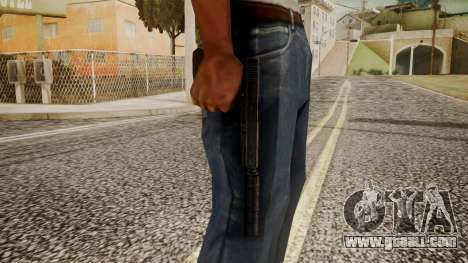 Silenced Pistol by catfromnesbox for GTA San Andreas third screenshot