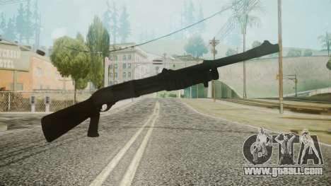 MCS 870 Battlefield 3 for GTA San Andreas second screenshot