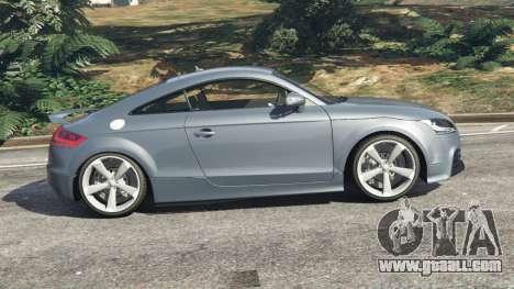 Audi TT RS 2013 for GTA 5
