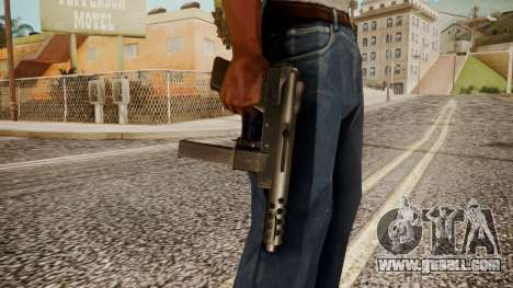 Tec 9 by catfromnesbox for GTA San Andreas third screenshot