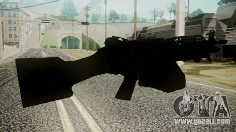 M249 Battlefield 3 for GTA San Andreas third screenshot