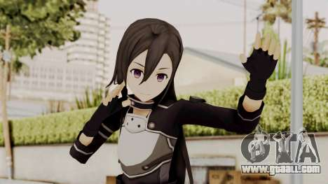 Kirito GGO Skin for GTA San Andreas