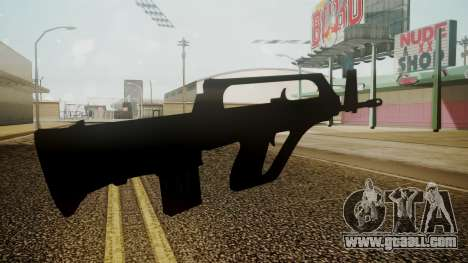 KH-2002 Battlefield 3 for GTA San Andreas third screenshot