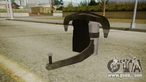 Atmosphere Jetpack v4.3 for GTA San Andreas second screenshot