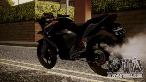New Mega Pro for GTA San Andreas left view