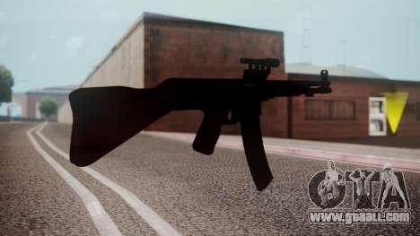 MK-42 Red Orchestra 2 Heroes of Stalingrad for GTA San Andreas third screenshot