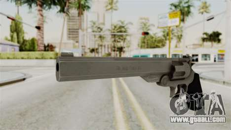 Desert Eagle from RE6 for GTA San Andreas