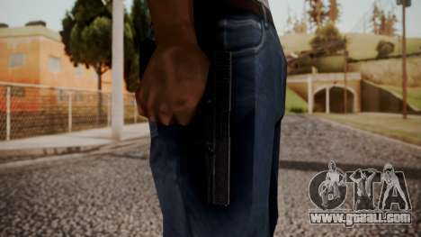 Colt 45 by catfromnesbox for GTA San Andreas third screenshot
