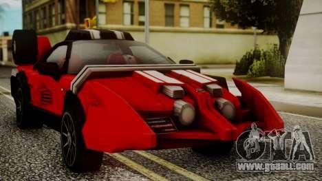 Tridoron-3000 for GTA San Andreas