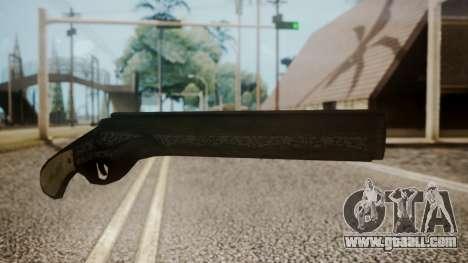 Revenant (Dantes Shotgun) from DMC for GTA San Andreas