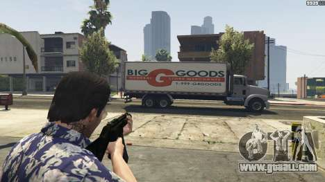 GTA 5 MW3 MP5 third screenshot
