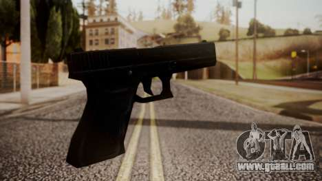 Colt 45 by catfromnesbox for GTA San Andreas second screenshot