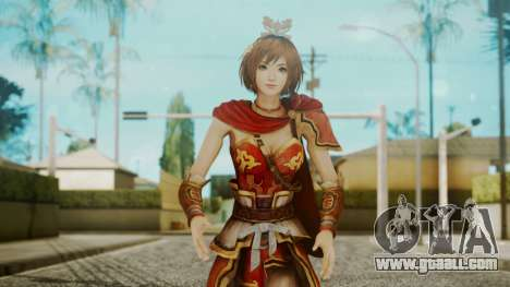 Dynasty Warriors 8 - Sun ShangXian (DLC ROTTK) for GTA San Andreas