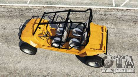 Polaris RZR 4 for GTA 5
