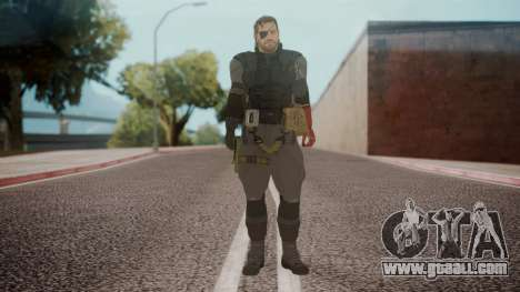 New Venom Snake for GTA San Andreas second screenshot