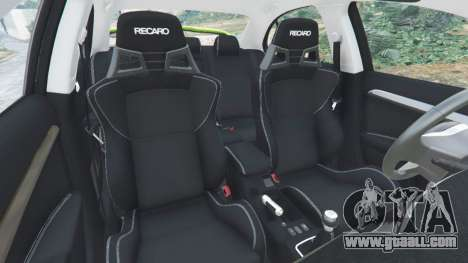 GTA 5 Mitsubishi Lancer Evolution X FQ-400 wheel