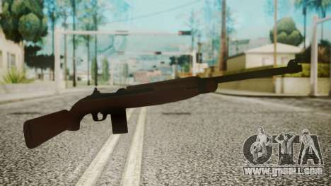 M1 Carbine for GTA San Andreas second screenshot